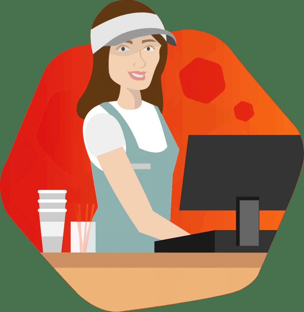 Kassensystem Gastronomie SimplyDelivery