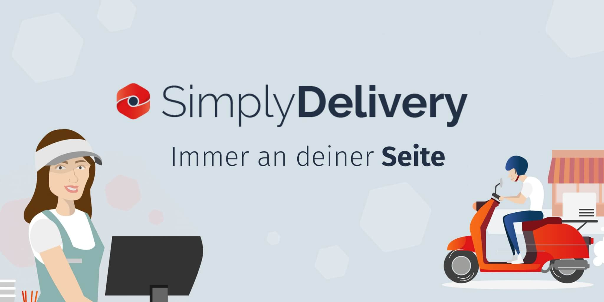Mit SimplyDelivery durch die Corona Krise