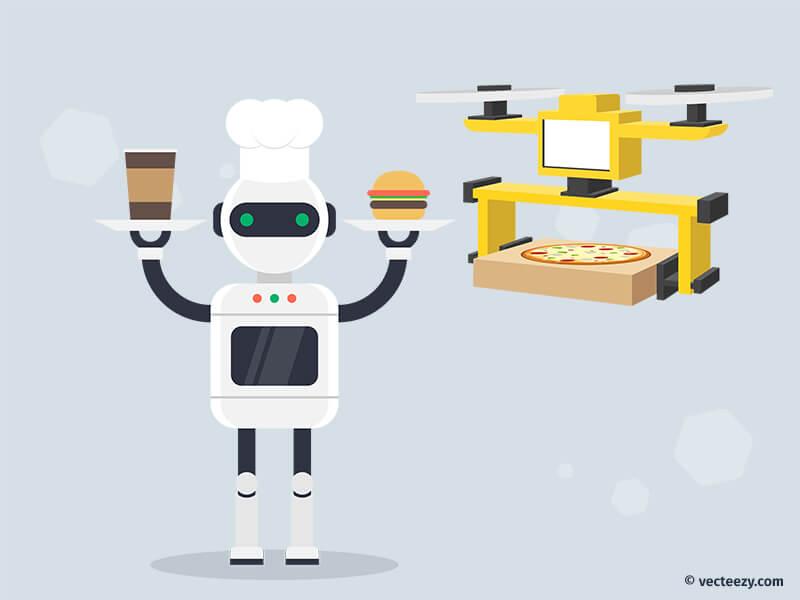 Gastronomie der Zukunft