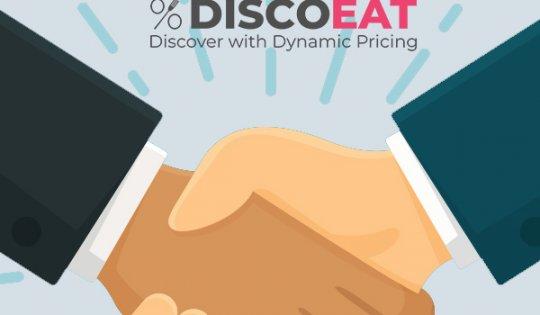 DiscoDelivery: Unsere Partnerschaft mit DiscoEat