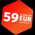SimplyDelivery schon ab 59 Euro monatlich