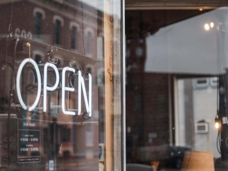 Wiedereröffnung Restaurants Reservierungstool Gastronomie