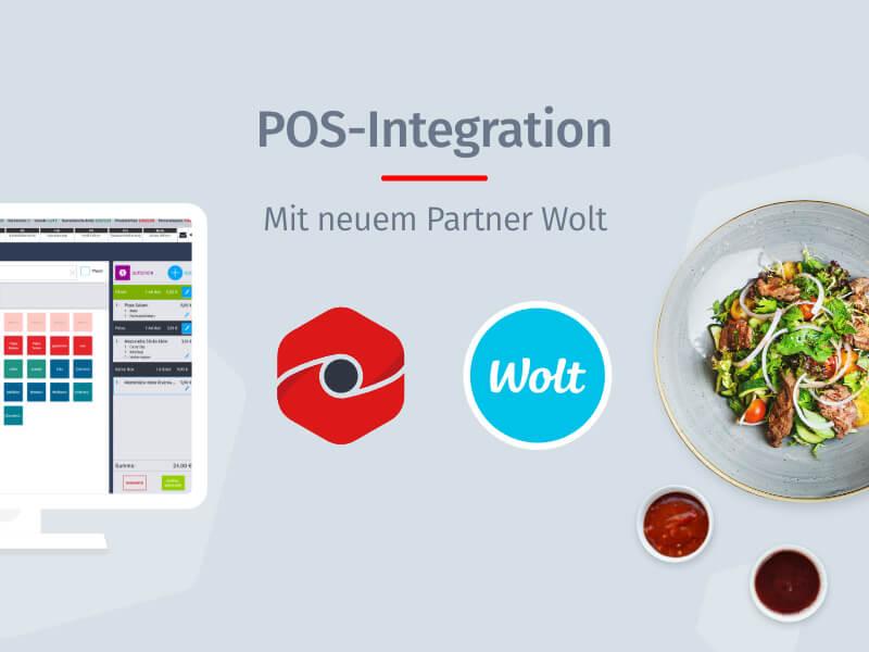 POS-Integration Wolt