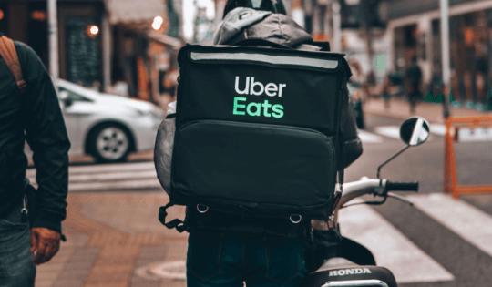 POS-Integration mit Partner Uber Eats