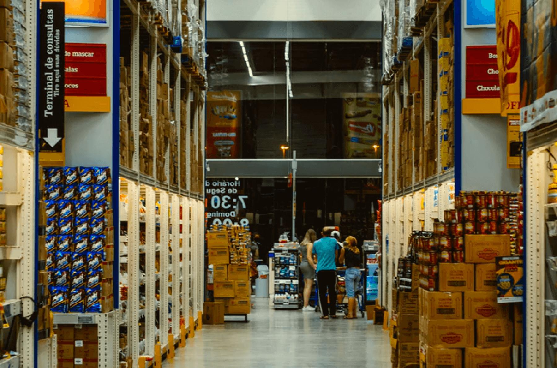 Warenwirtschaft Lager