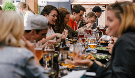 Gastronomie Studie über Kundenverhalten